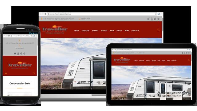 Traveller Caravans Victoria